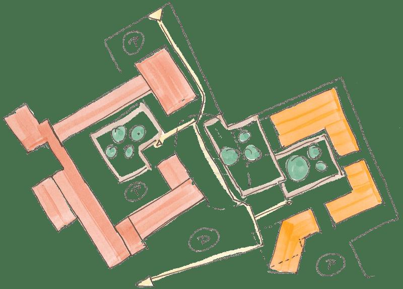 Bauskizze | Wohnung Speicher - Das Wohnwerk in Speicher
